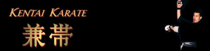 Kentai Karate logo header